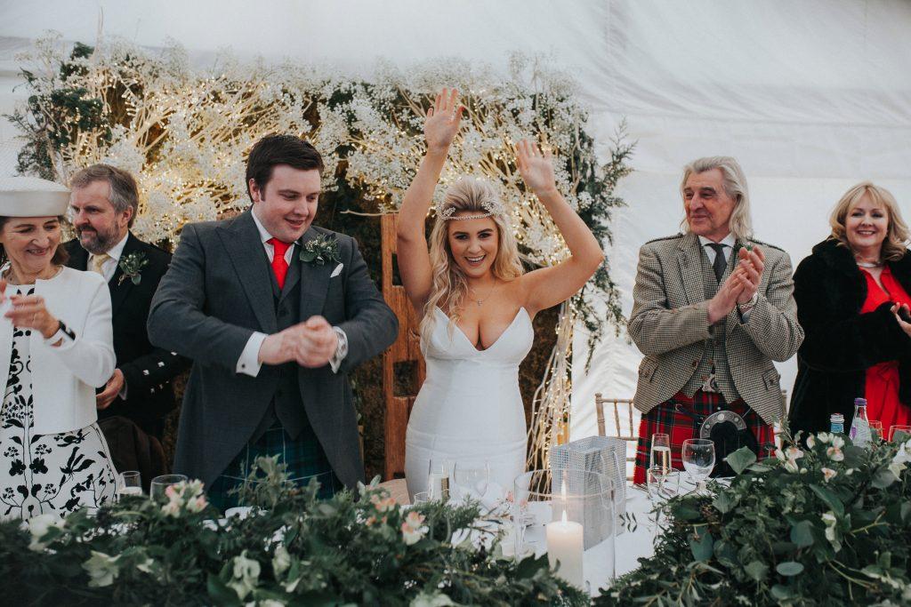 Clarissa and Sam glasgow wedding photography