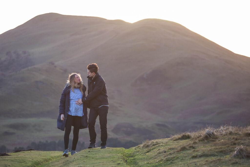 Edinburgh Wedding Photographer - Pentland Hills Lifestyle Maternity Session, Edinburgh Wedding Photographer – Pentland Hills Lifestyle Maternity Session