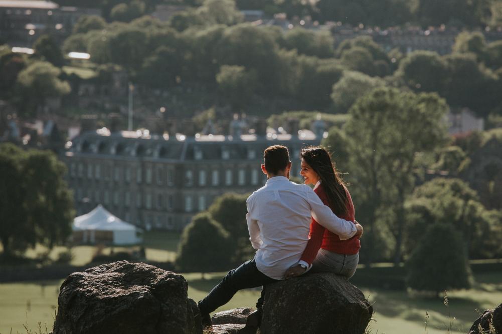 elopement Edinburgh photographer