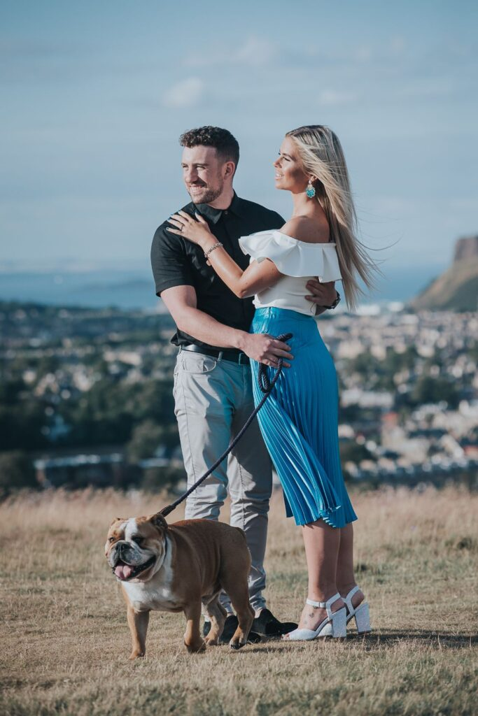 Engagement Session Edinburgh Blackford Hill, Engagement Session Edinburgh Blackford Hill – Zena and Scott