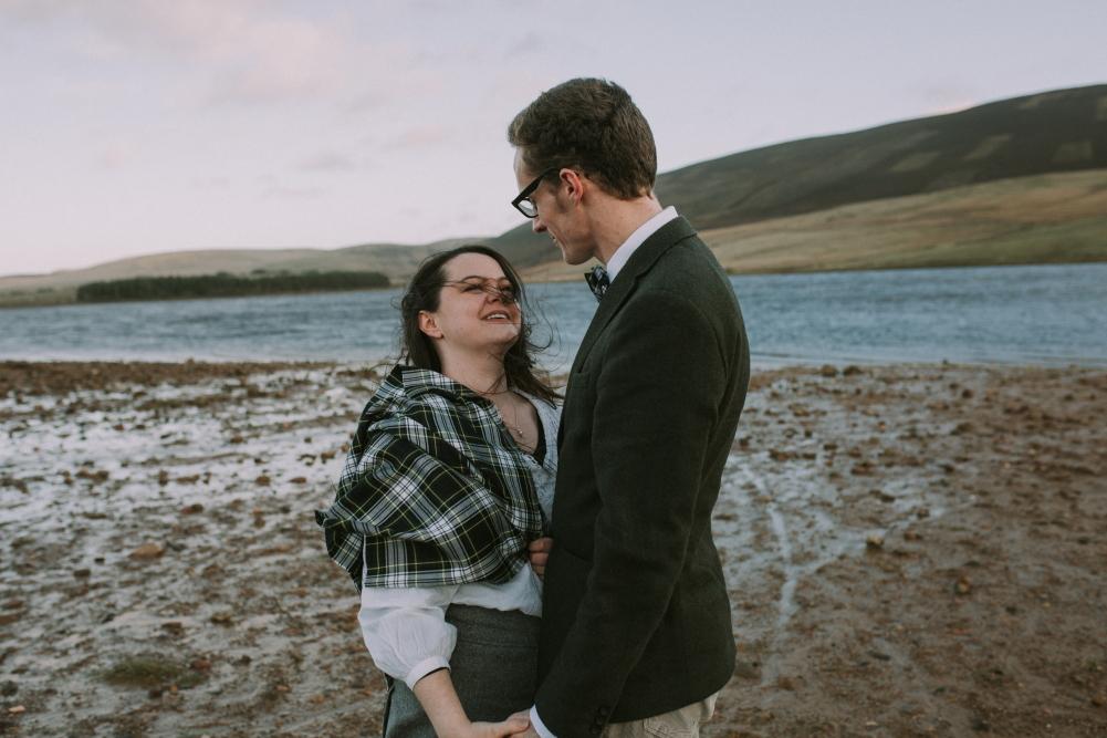 Edinburgh Engagement Session, Edinburgh Engagement Session – Denise and Duncan