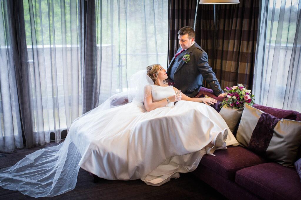 Norton House Hotel Edinburgh, Norton House Hotel Edinburgh – Jennifer and Paul