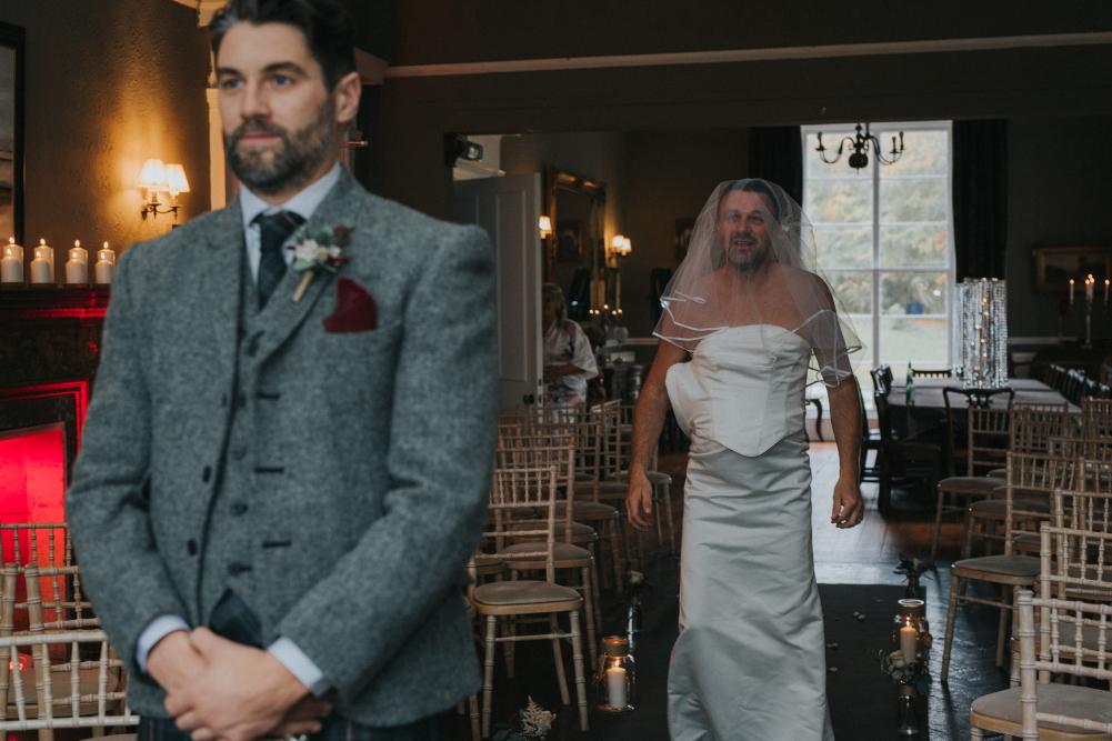 Kirkhill Mansion Wedding Photography, Kirkhill Mansion Wedding Photography – Nikki & Barry
