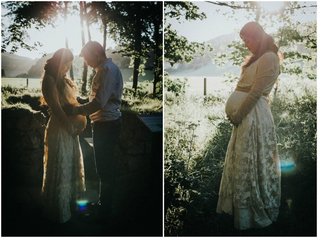 Location Maternity Session, Kavya and Kiran – Location Maternity Session