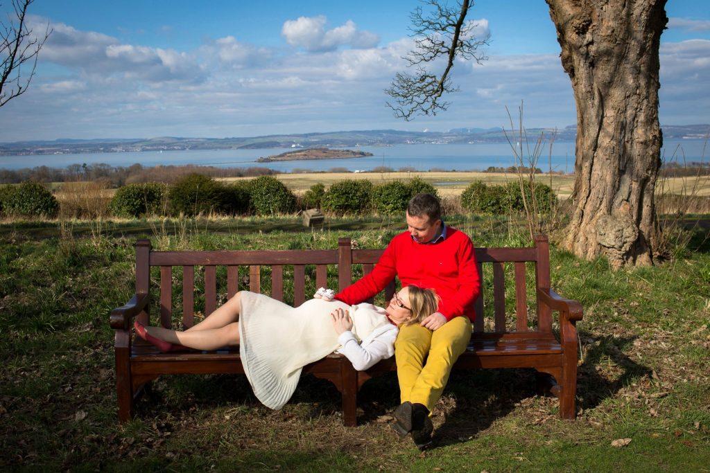 maternity session Edinburgh, Maternity session Edinburgh – Aga and Paul