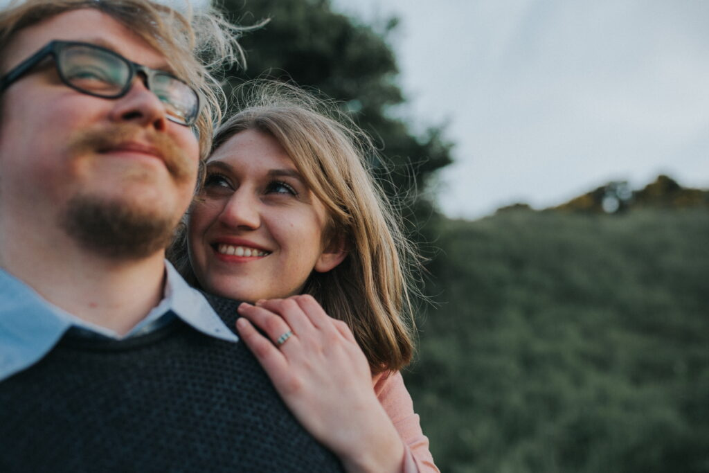 Royal Observatory Engagement Session, Claire and Mike – Royal Observatory Engagement Session