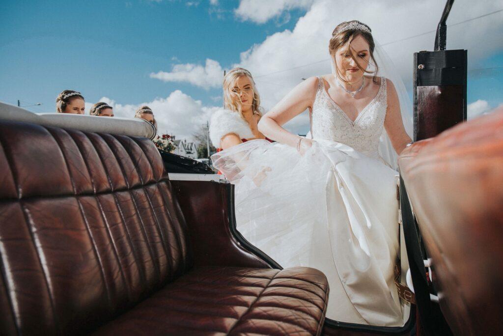Sherbrooke Castle Hotel Wedding, Sherbrooke Castle Hotel Wedding – Donna and Steven
