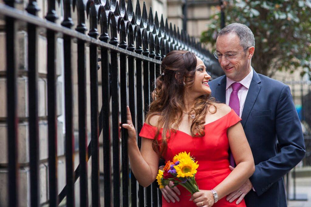 Calton Hill Edinburgh wedding, Calton Hill Edinburgh wedding – Iris Art Photography