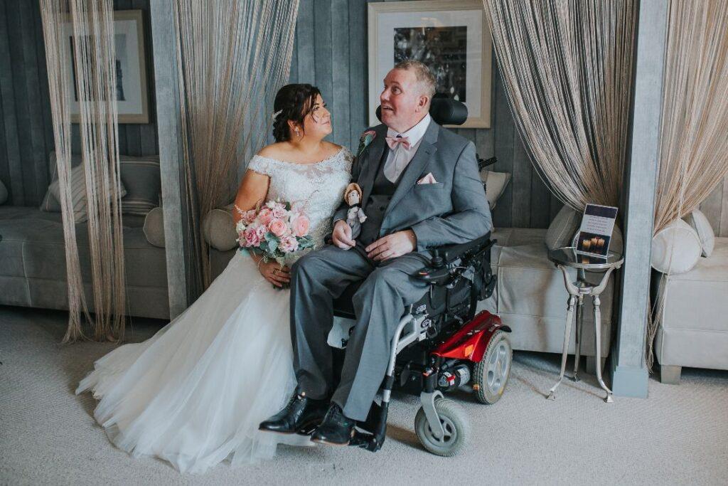 The Village Hotel Edinburgh Wedding Photography