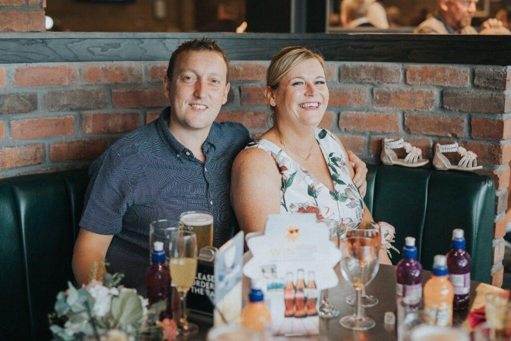 Village Hotel Edinburgh Photography, Village Hotel Edinburgh Photography – Pamela and Calvin