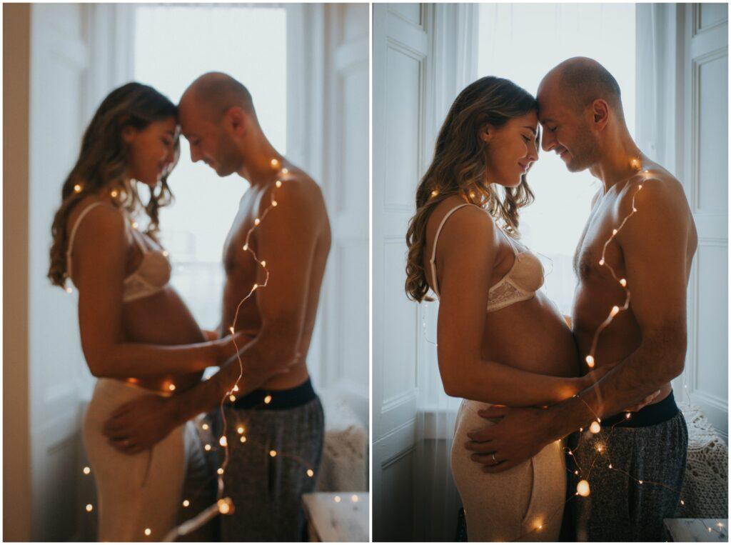 Lifestyle Maternity Session, Kristina & Patrick – Lifestyle Maternity Session