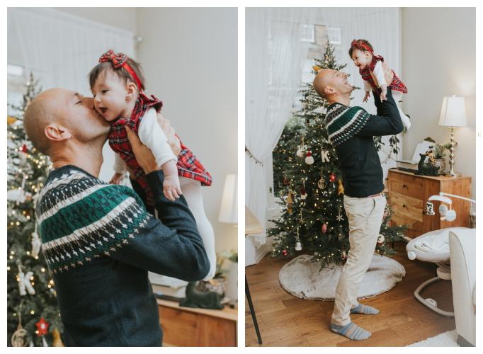 Christmas Family Lifestyle Session, Christmas Family Lifestyle Session – Kristina and Patrick Edinburgh