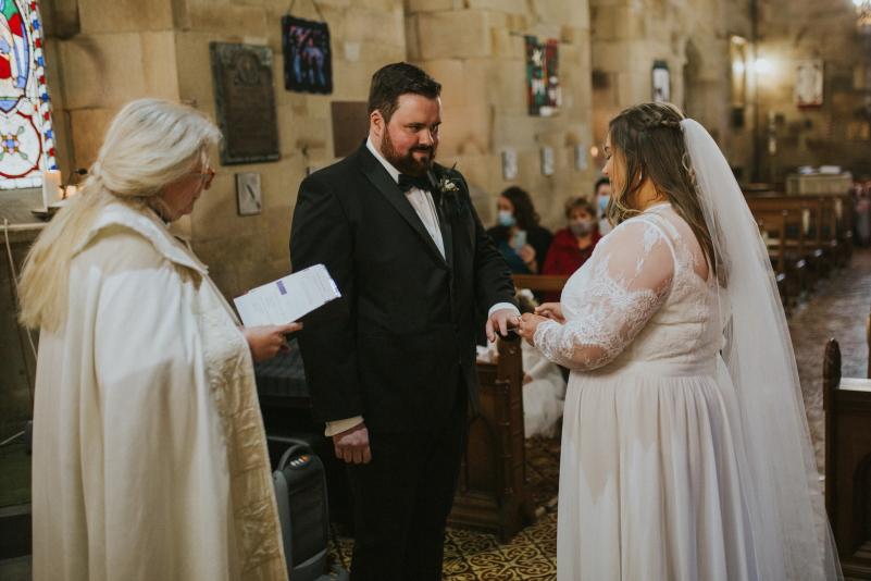 Christmas Winter Wedding Edinburgh, Christmas Winter Wedding Edinburgh – Lauren and Andrew