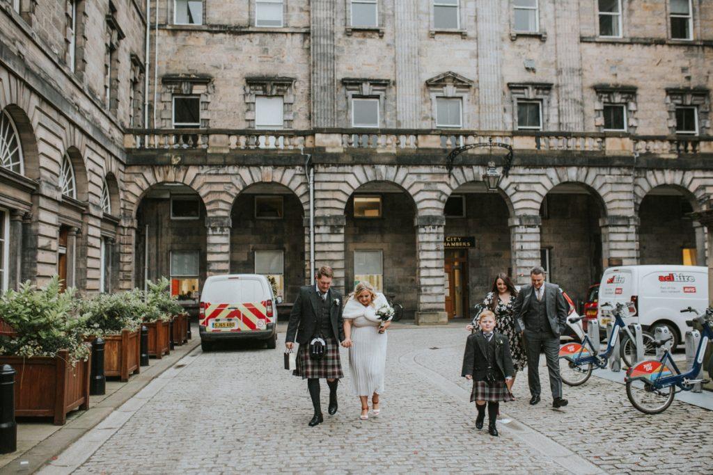 city chambers micro wedding