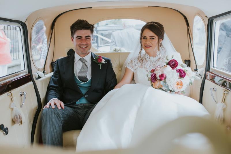 St Salvator's Chapel Wedding, St Salvator's Chapel Wedding – Alex and Rupert