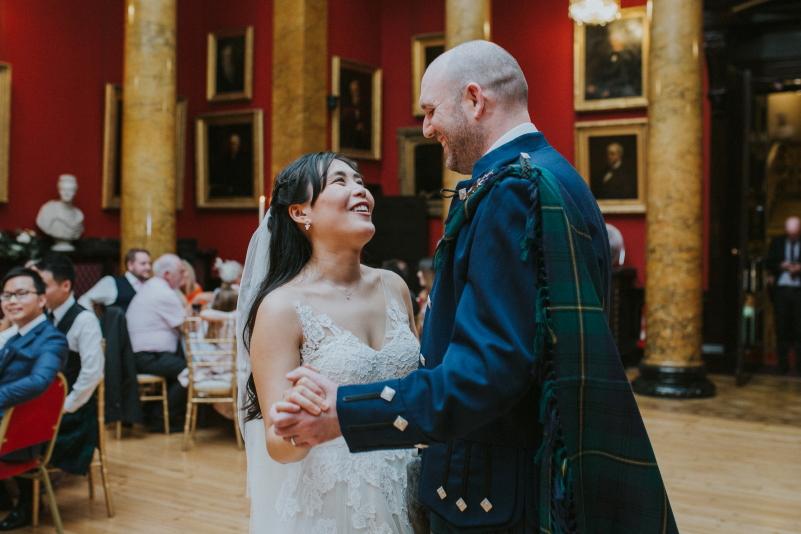 Royal College of Physicians of Edinburgh, Royal College of Physicians of Edinburgh – Michelle and Duncan